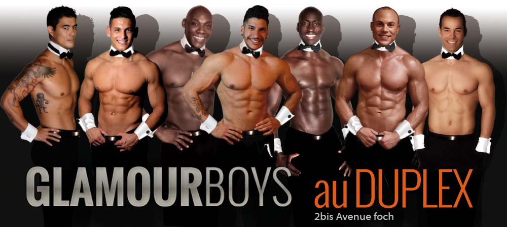 Glamour Boys